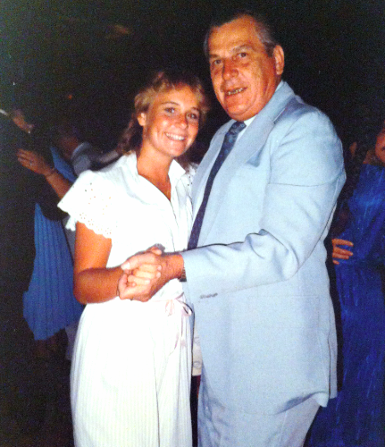 Jill and her Dad