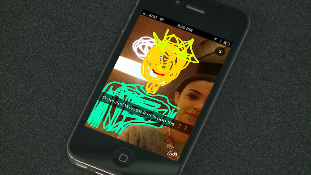 Molly Mitchell Snapchat image