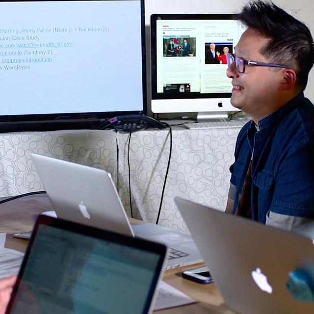 Skilled in-house website developers San Francisco